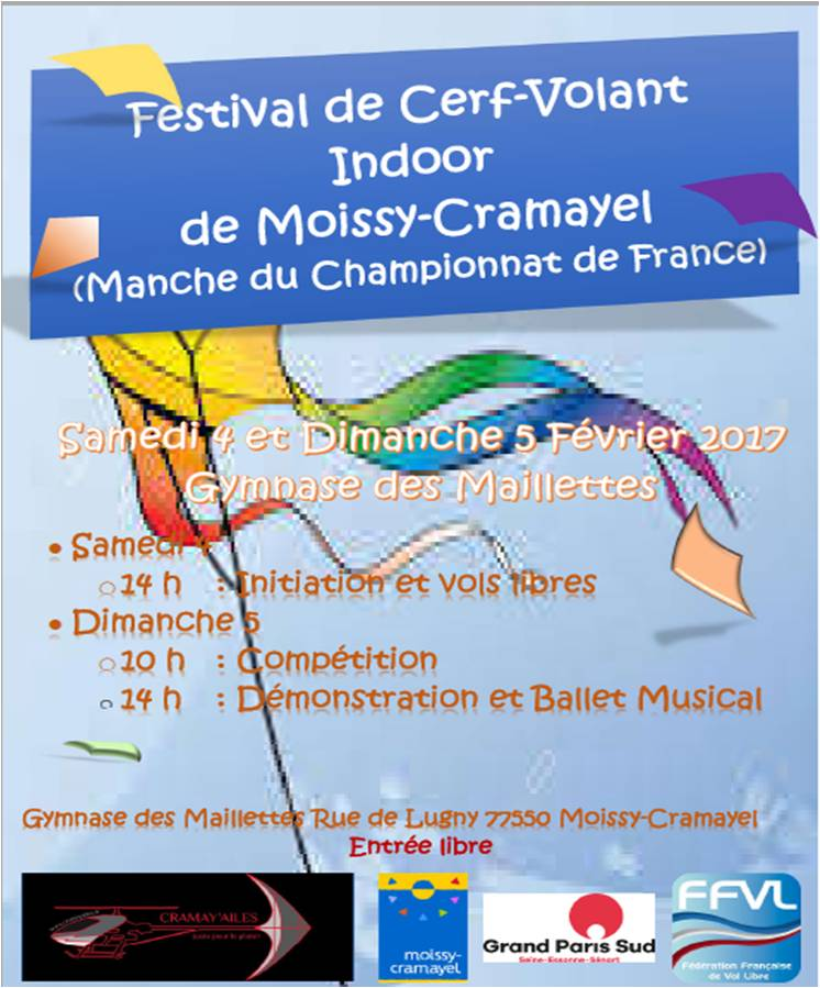 Festival Cerf-Volant Cramay'ailes